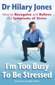 I'm Too Busy To Be Stressed